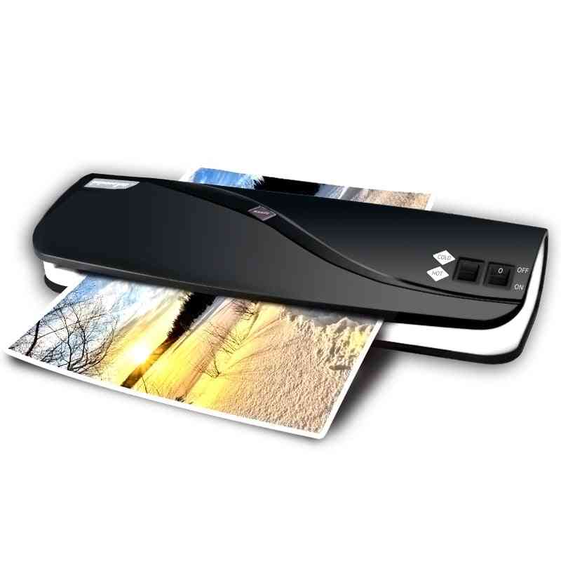 A4 9 Inch Office Thermal Laminating Machine For A4 Document Photo