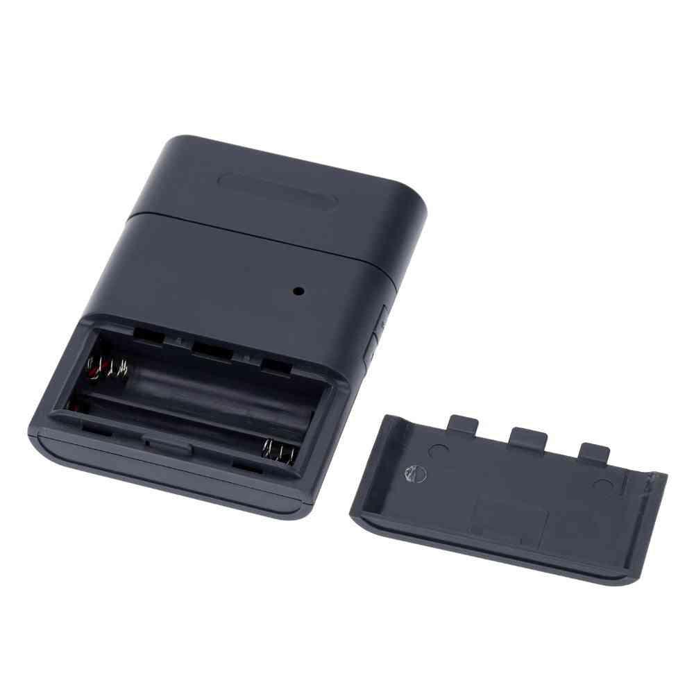 Prefessional Lcd Digital Breathalyzer With Backlight