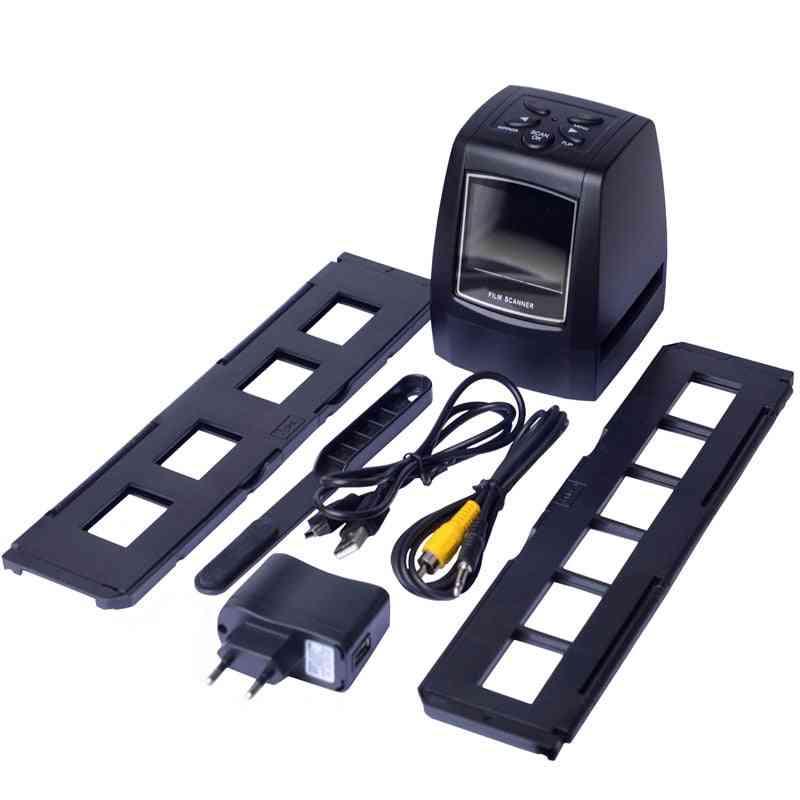 Portable Film Photo Scanner Negative Film Slide