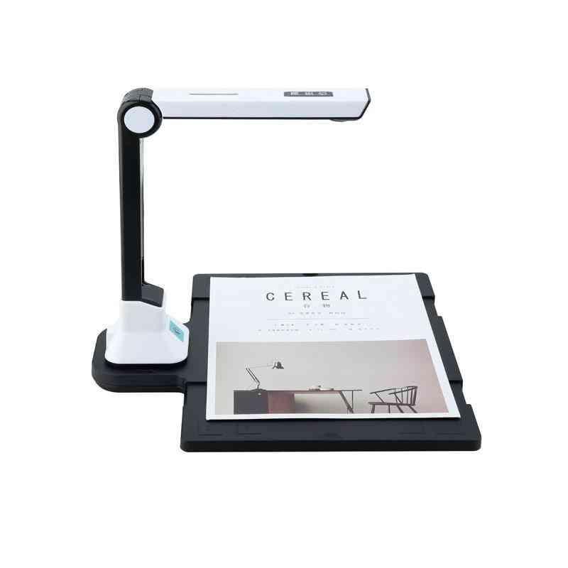 Bk50 Portable 10 Mega-pixel High Definition Book Scanner