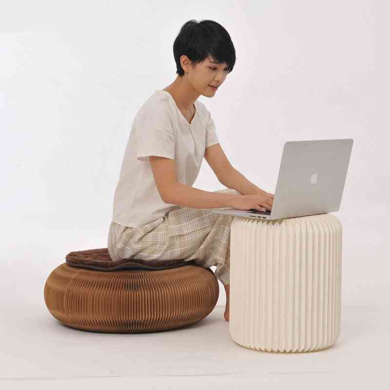 Ihpaper Popular Simplify Natural Portable Cushion  Easy To Transport