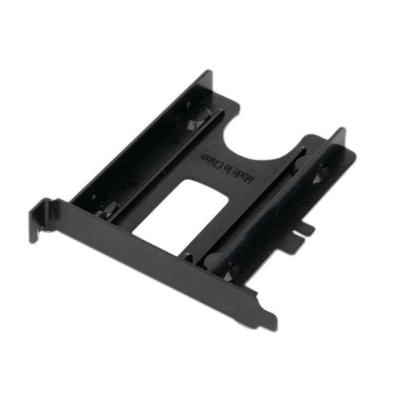 G02 Pci Slot 2.5 Inch Hdd/ssd Mounting Bracket Hard Drive Adapter