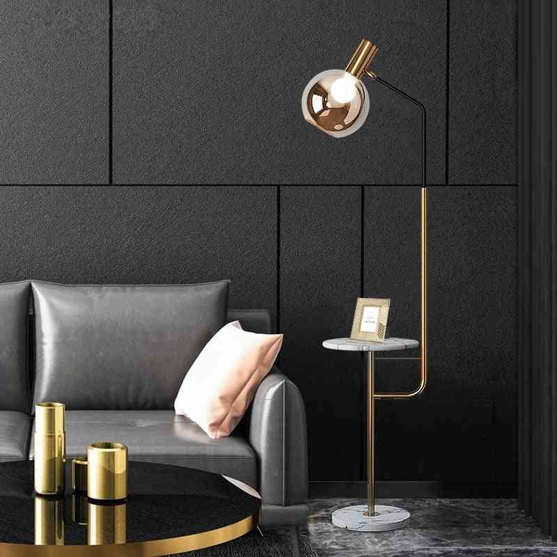 Modern Light Creative Elegant Vertical Led Floor Lamp, Decorative Lamp.
