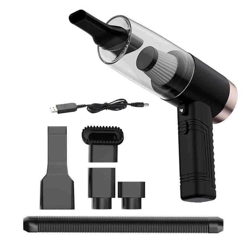 Handheld Wireless Car Vacuum Cleaner