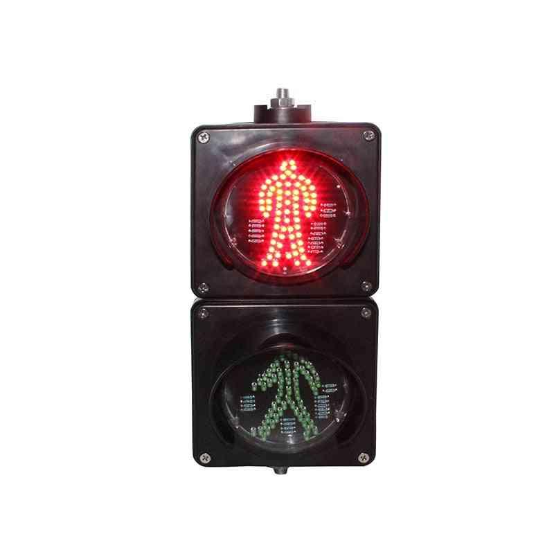 100mm Red-green Pedestrian Traffic Lights
