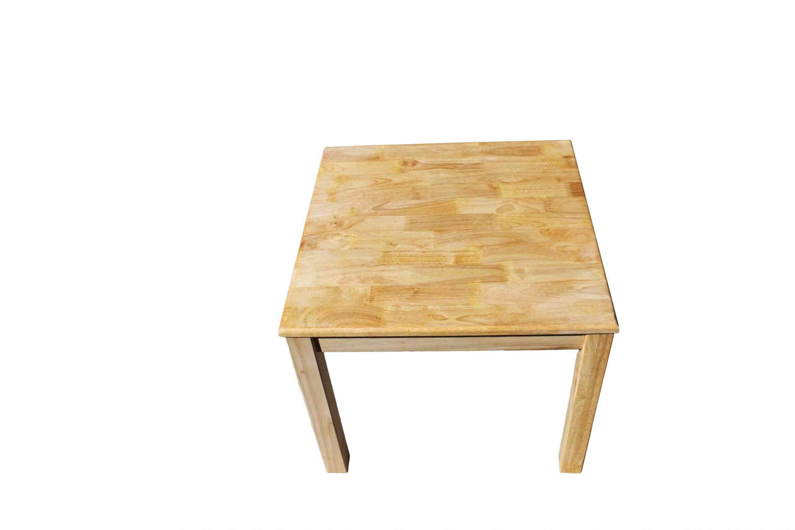 Qtoys Australia (usa) Standard Rubberwood Table