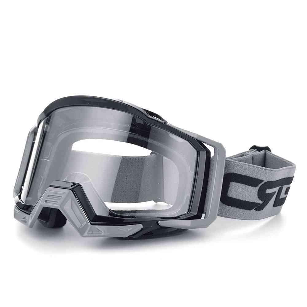 Bjmoto Brand Motocross Goggles Glasses