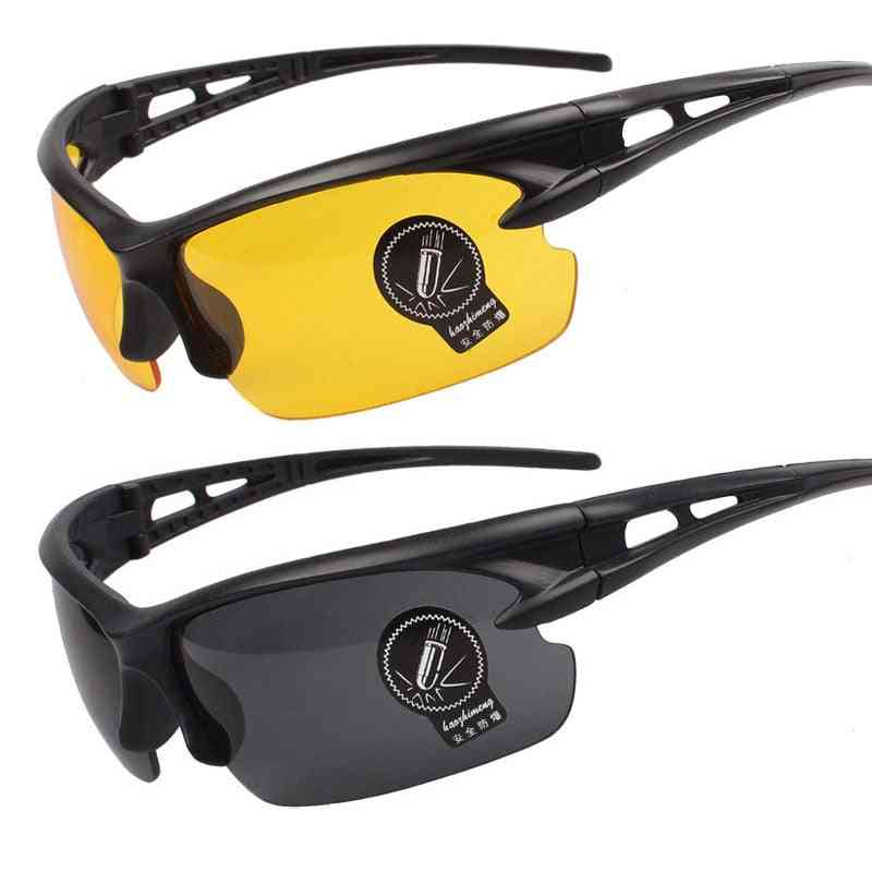 Night-vision Glasses Protective Gears Sunglasses Night Vision