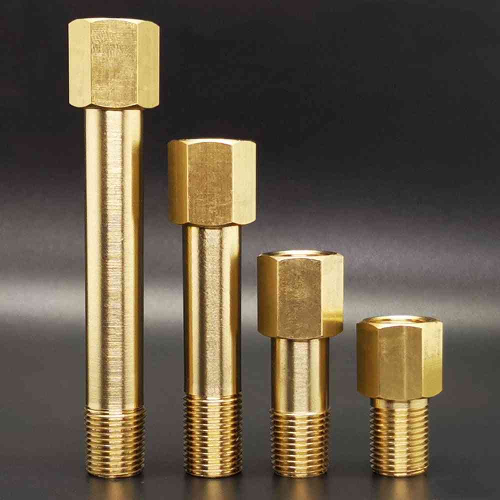 Brass Coupling Coupler Connector Water Gas Oil
