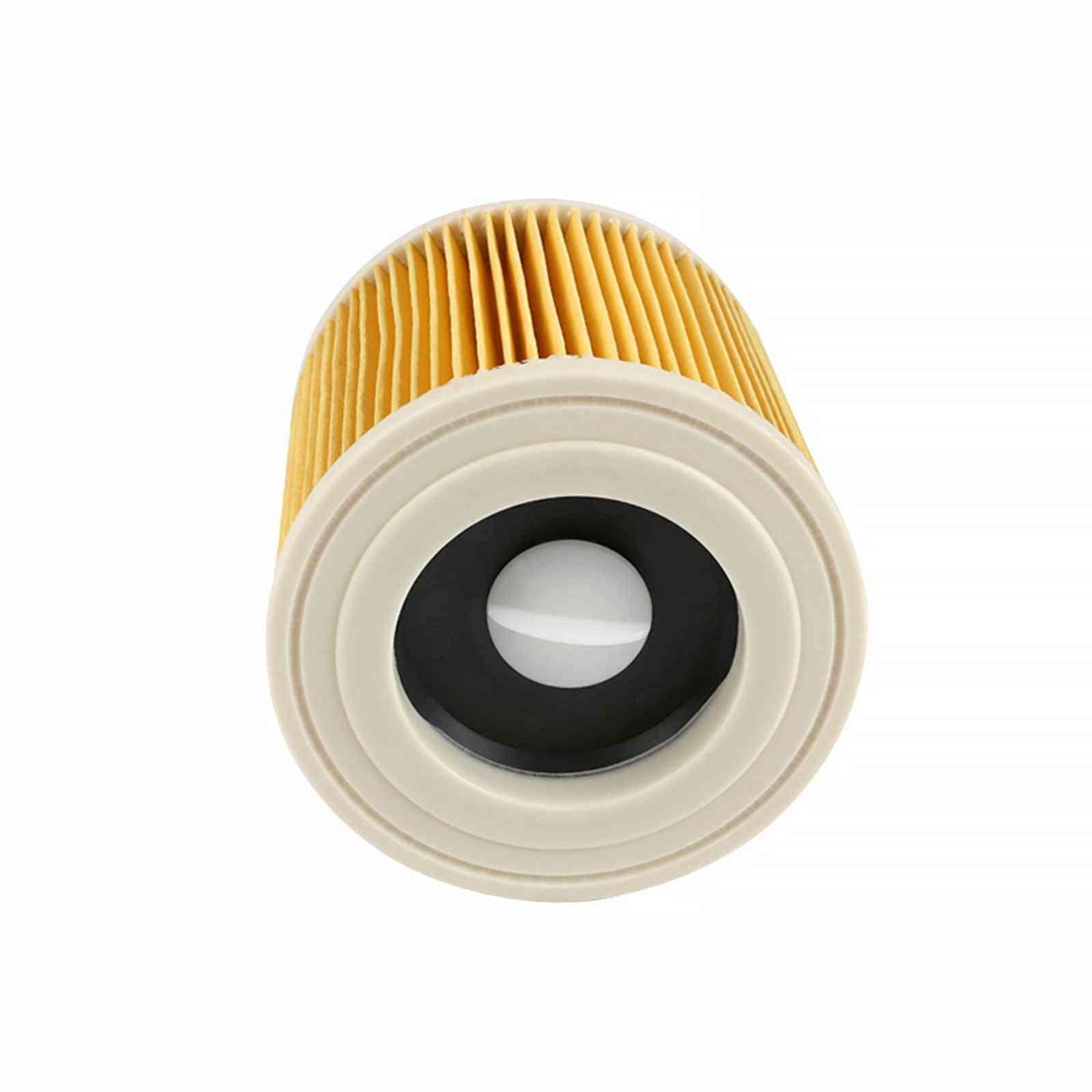 Vacuum Cleaner Cartridge Filter Element, Cartridge Adapts To Element