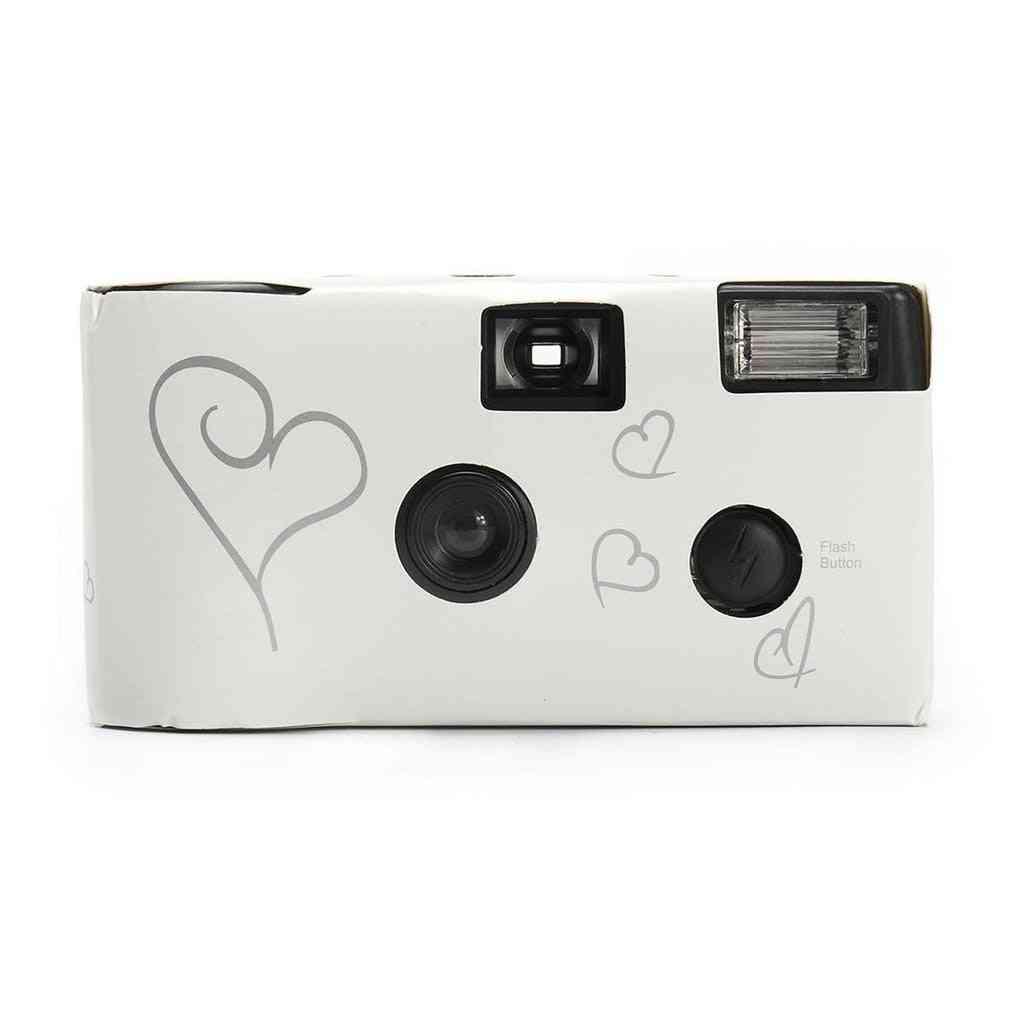 Disposable Film Camera Manual Fool Optical Camera's.