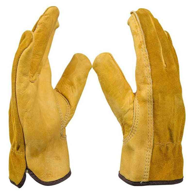 Thorn Proof Heavy Duty Garden Gloves