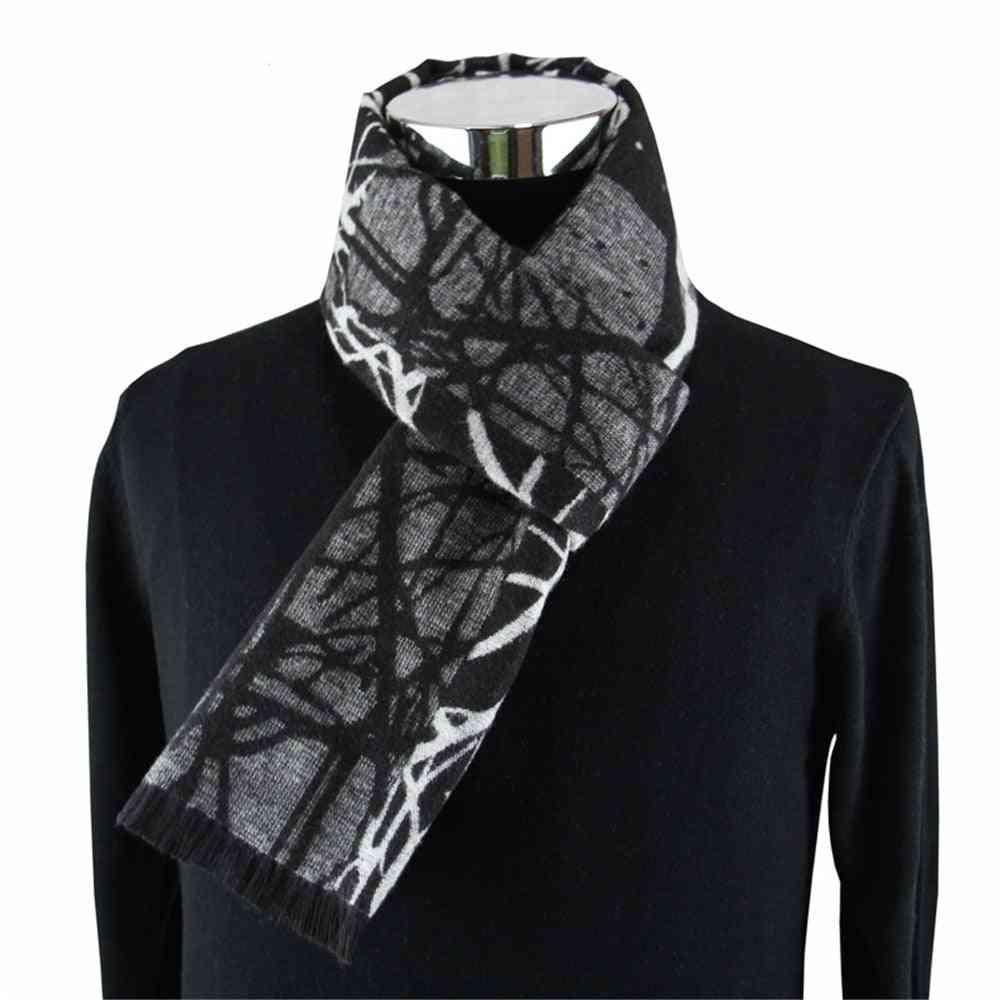 New Fashion Men Scarves, Winter Cashmere Scarf