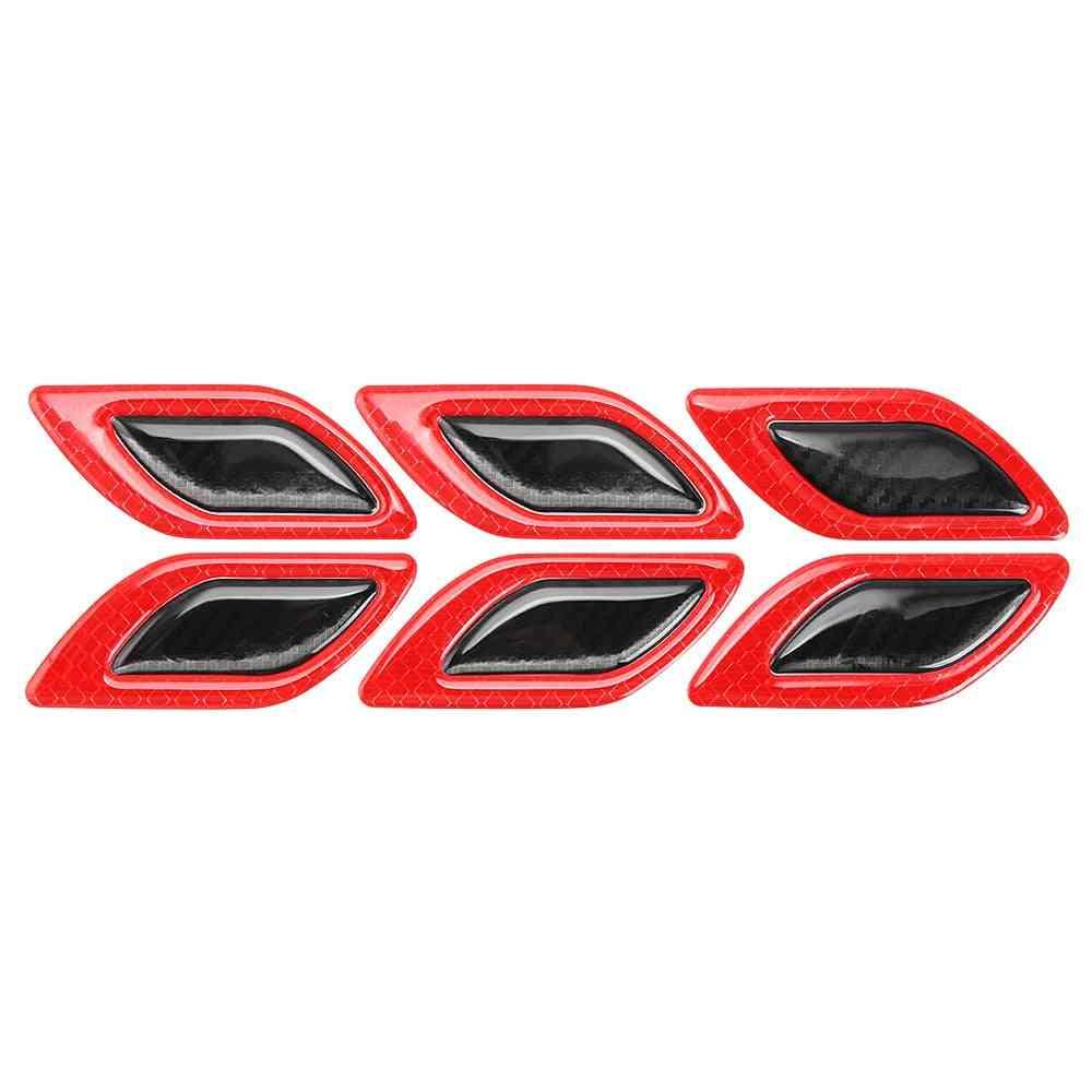 3d Car Reflective Tail Anti-collision Strips