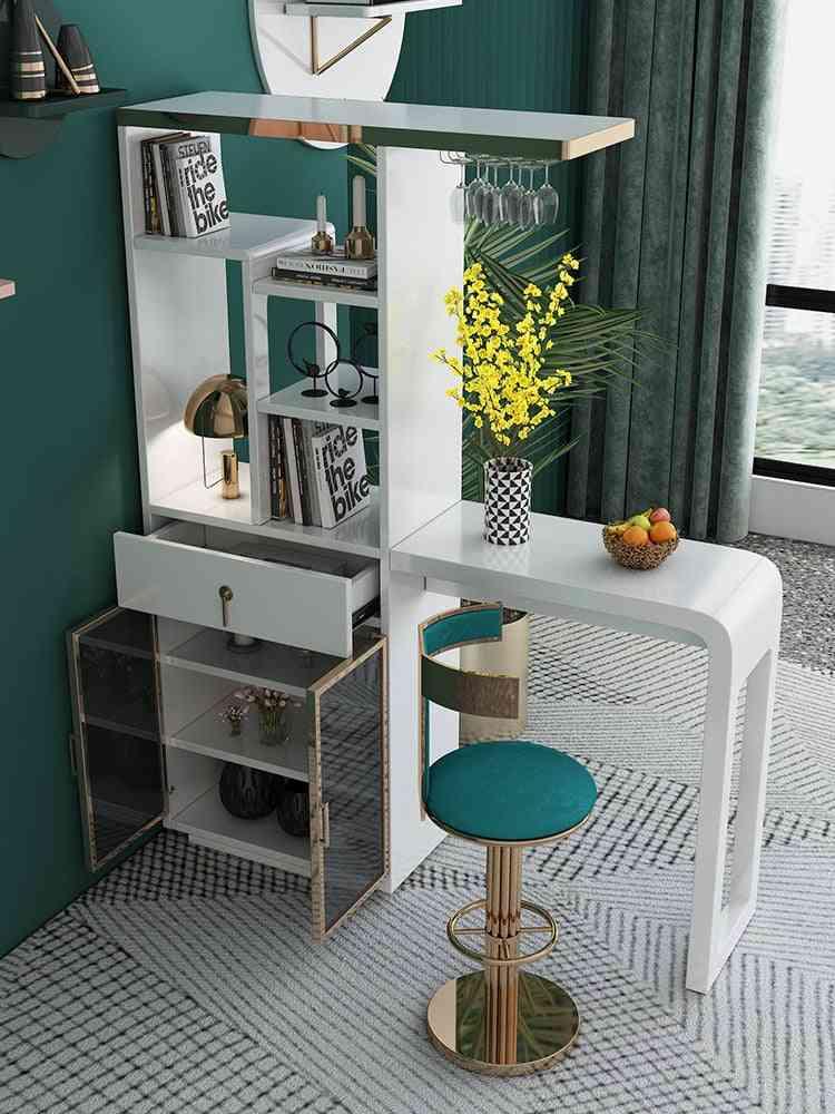 Multi-functional Bar, Hall  Storage Cabinet  & Mini Bar Table / Home Furniture