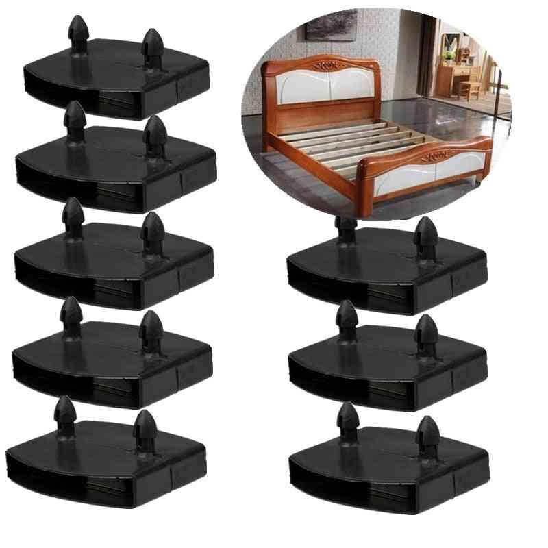 Plastic Bed Slat End Caps Holders For Wooden Slats Bed Base