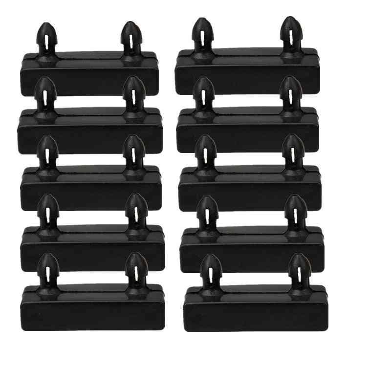 Plastic Sofa Bed Centre Slat End Caps Holders For Holding Securing Furniture Frames  7397
