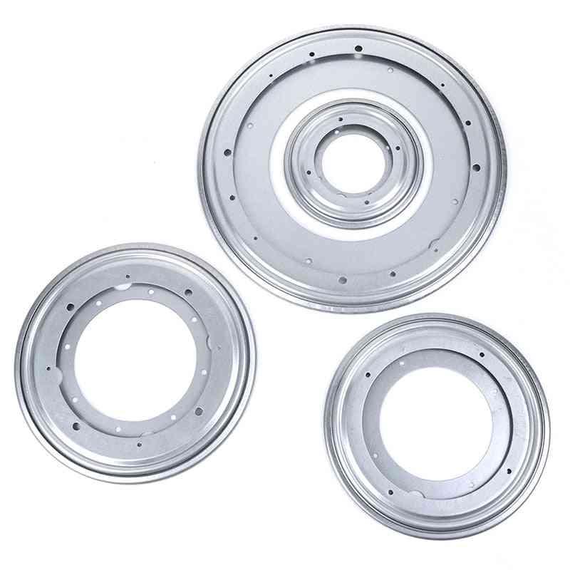 Heavy Metal Bearing Rotating Swivel-turntable Plate