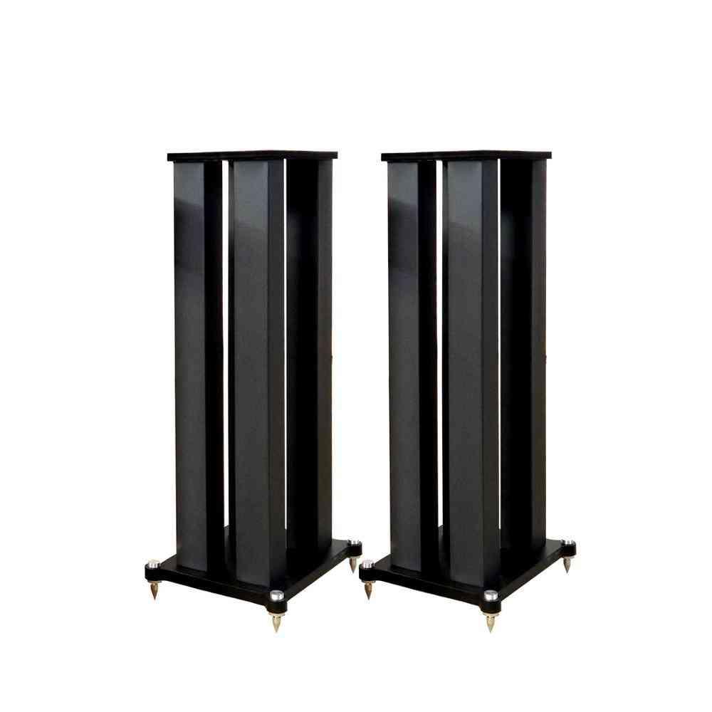 Hifi Metal Iron Speaker Stand, Bracket, Audio Surround Satellite Box