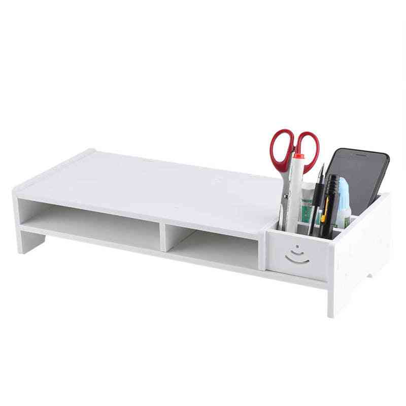 Laptop Pc Stand, Home, Office, Desktop, Table Monitor Riser
