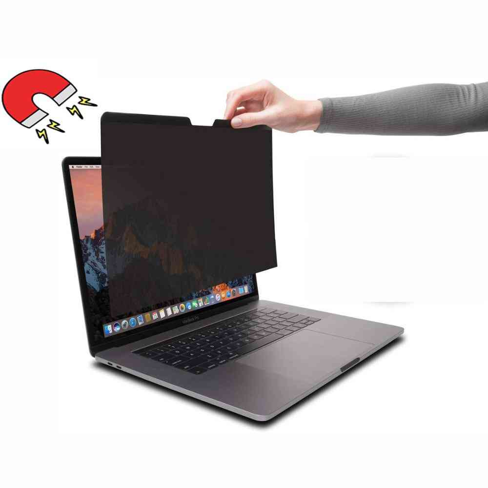 Magnetic Privacy Filter Screen Protector For Macbook Pro