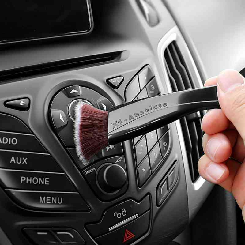 Car Air-conditioner Outlet Cleaning Brush