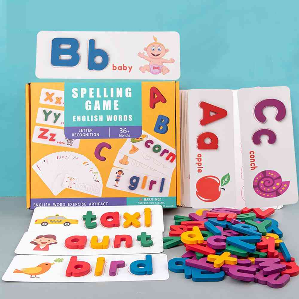 Colorful Baby Montessori Educational Toy