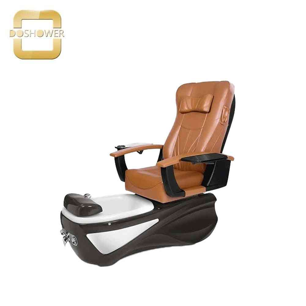 No Plumbing Electric Beauty Pedicure Used Whirlpool Spa Chair