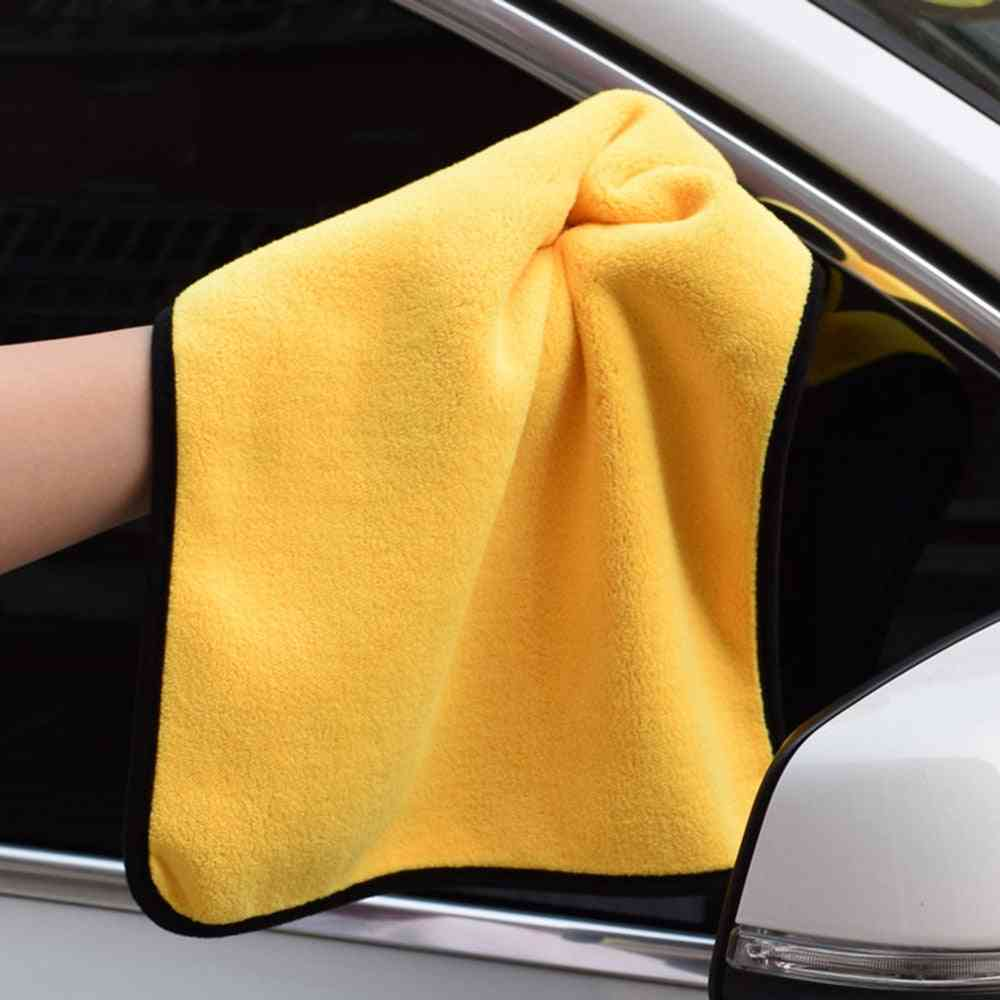 Microfiber Cloth Towel For Car Cleaning