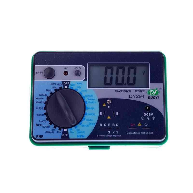 Digital Transistor Semiconductor Parameter Tester