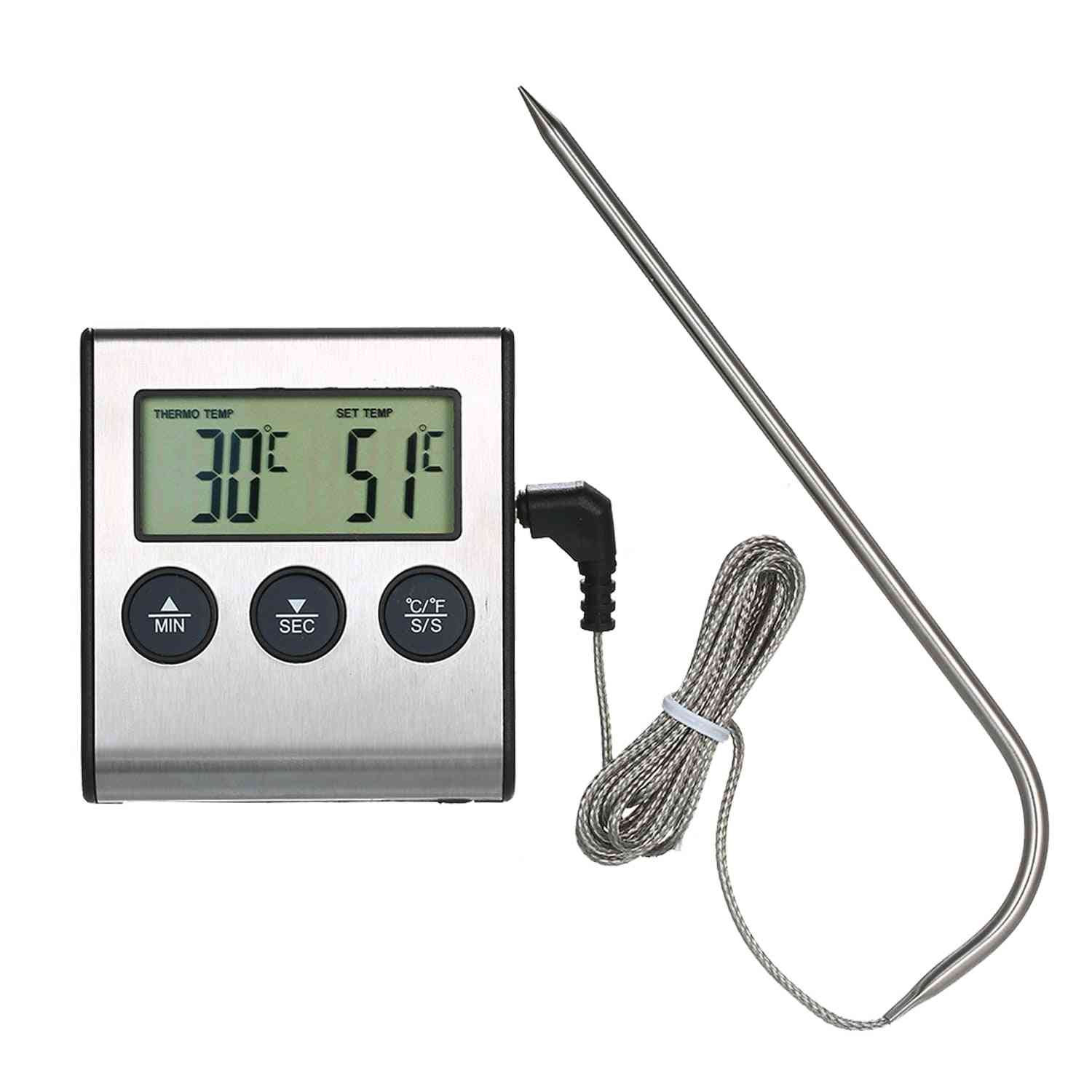Digital Food Meat Cooking Kitchen Thermometer