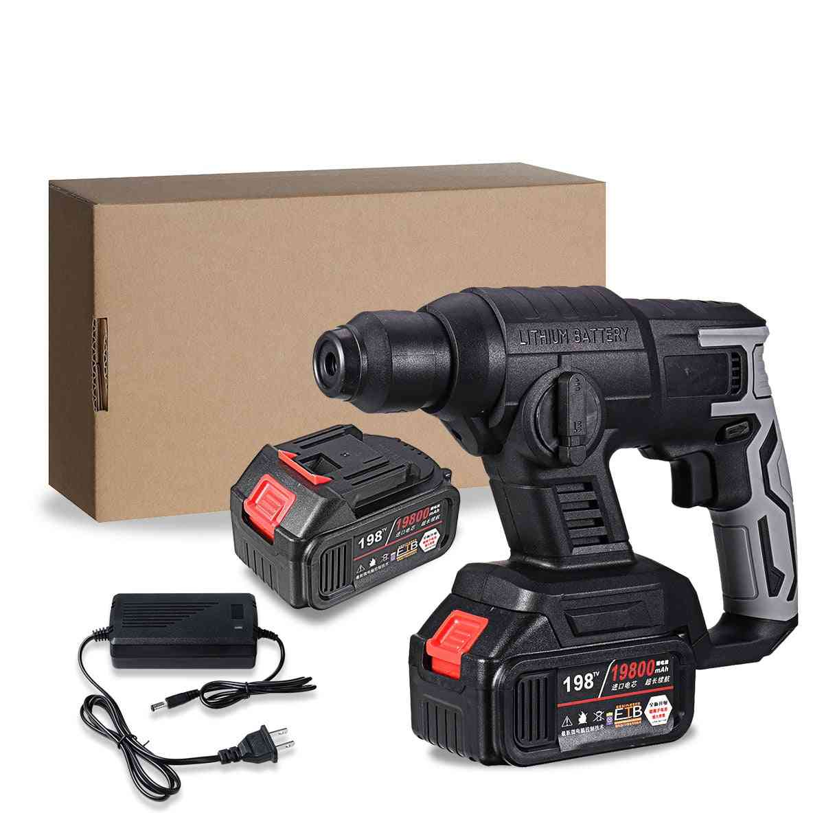 Brushless Electric Rotary Hammer