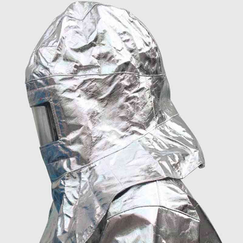 Heat Resistant Helmet Headgear