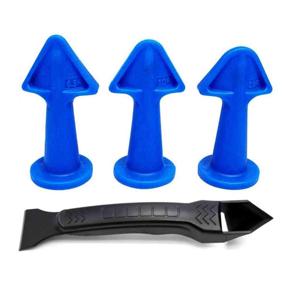 Caulk Nozzle Scraper Set