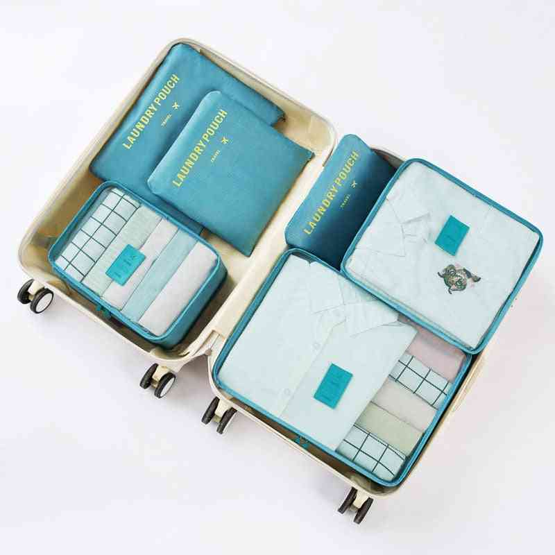 Large Travel Bag For Clothes, Storage Bags, Travel Luggage