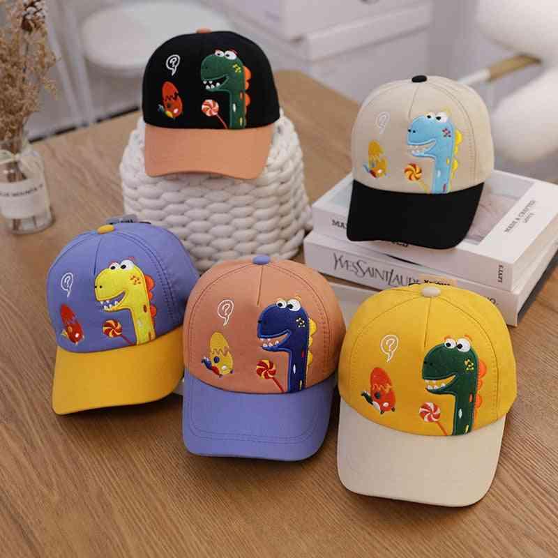 Summer Bow Cartoon Cap, Baseball Cap For Men