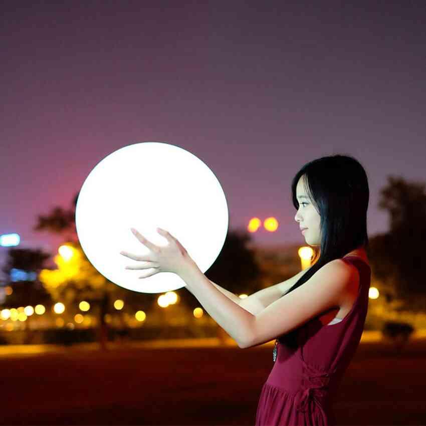Nordic Led Ball Pvc Decorative Floor Lamp