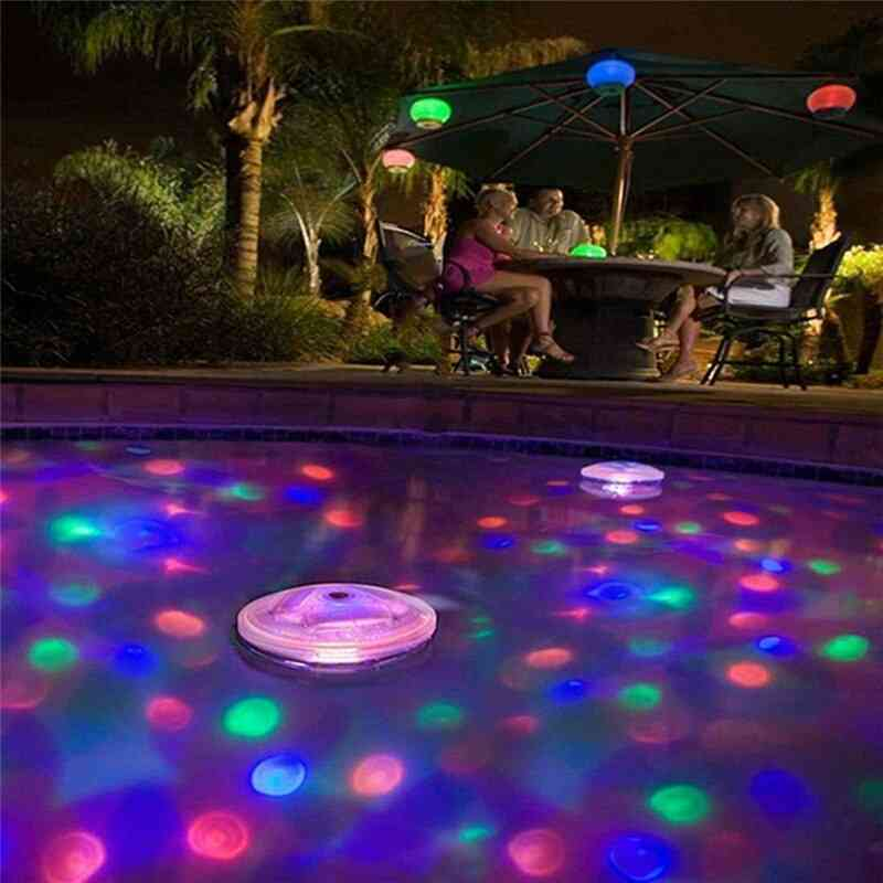 Pool Floating Underwater Led Disco Light