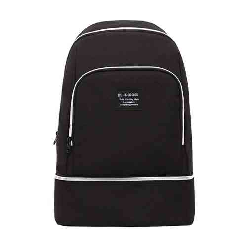 Double Layer Insulated Thermal Cooler Bag