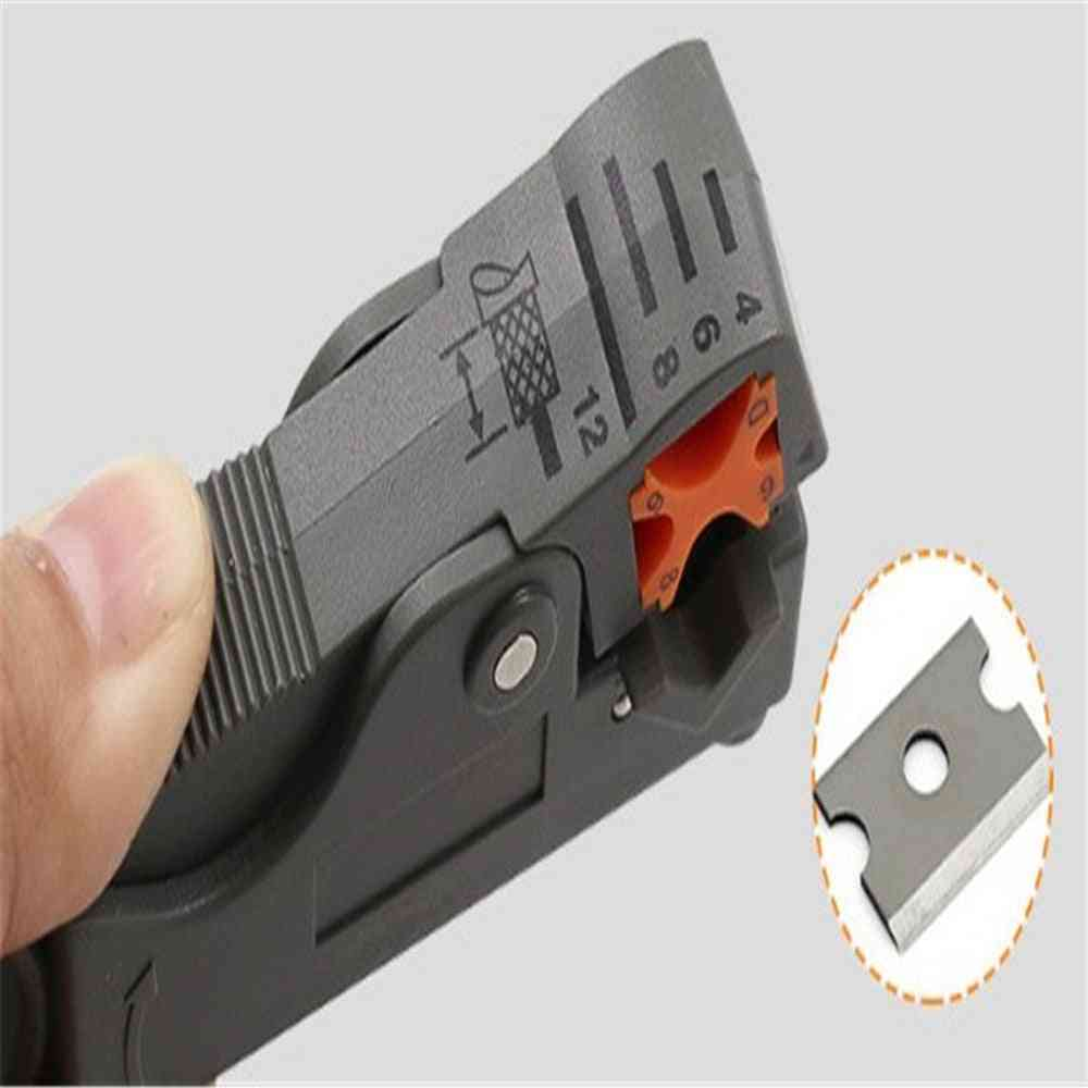 Automatic Stripping Pliers Wire Stripper