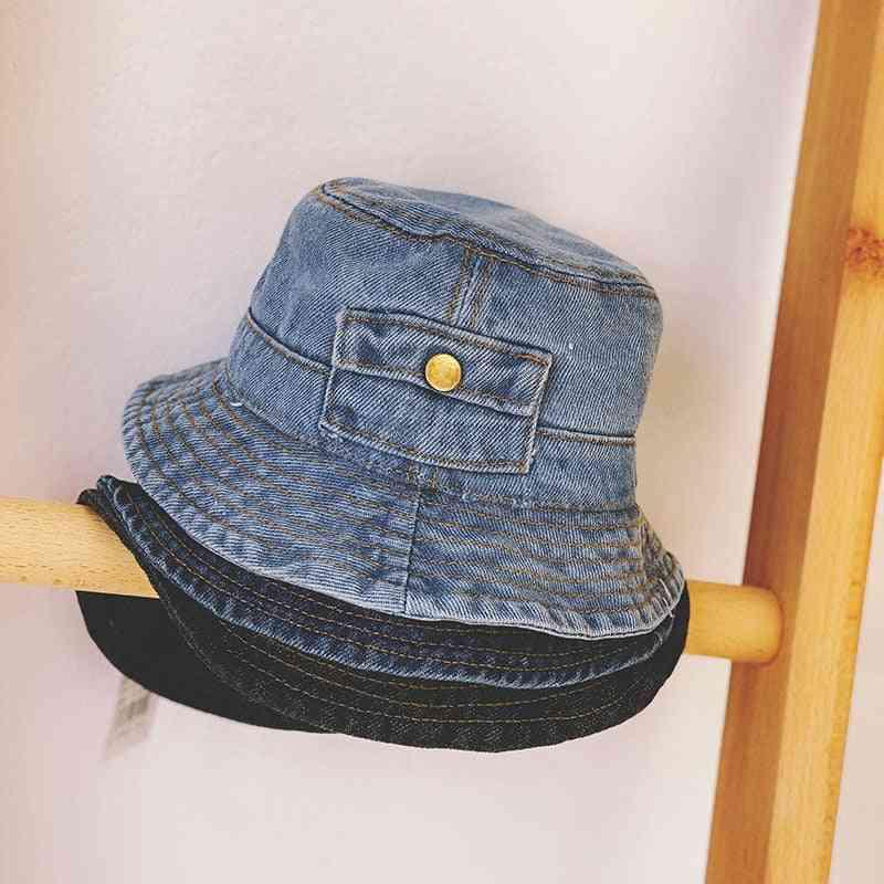 Girl Boy Hat Travel Outdoor Beach Fishing Cap