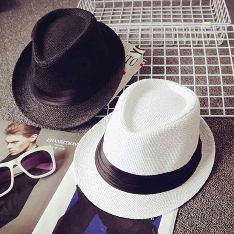 Children Summer Straw Hat