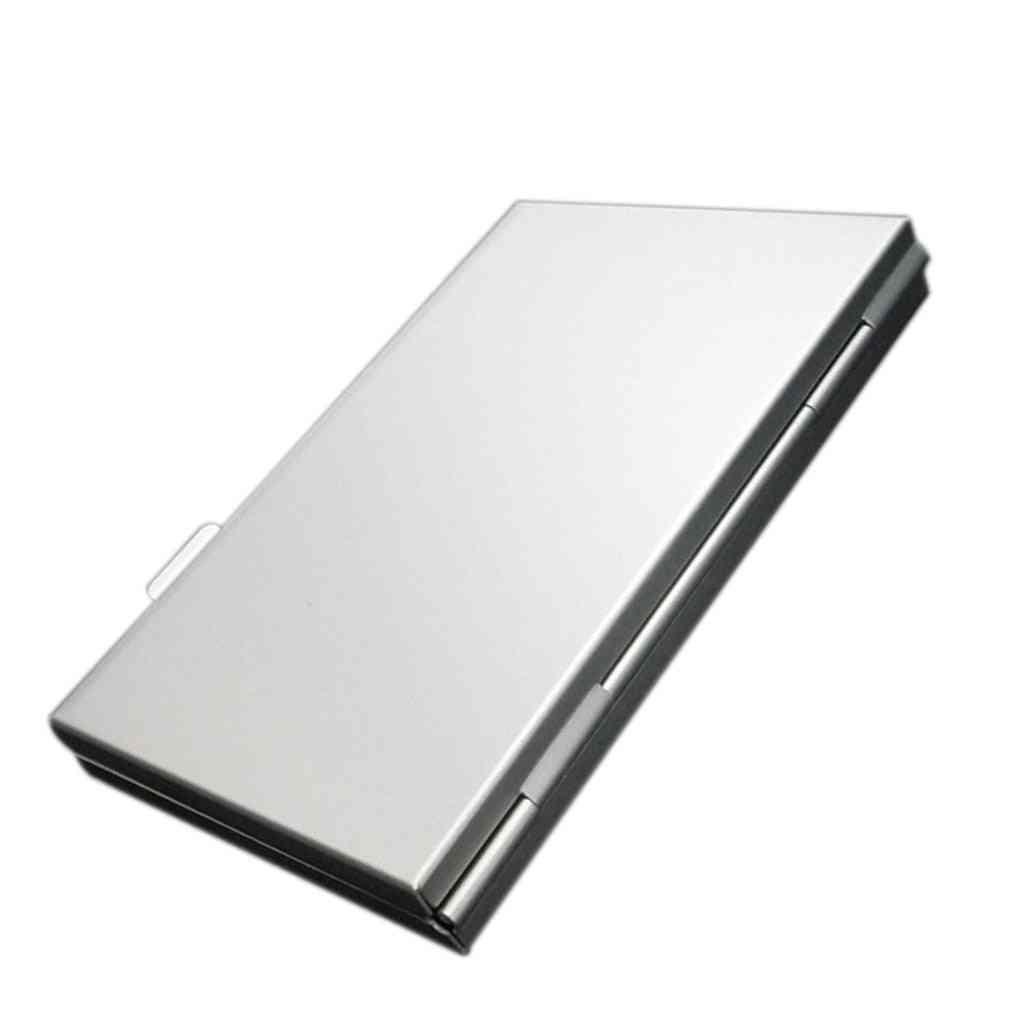 Memory Card Carrying Case Micro Sd Tf Card Slots Storage Box
