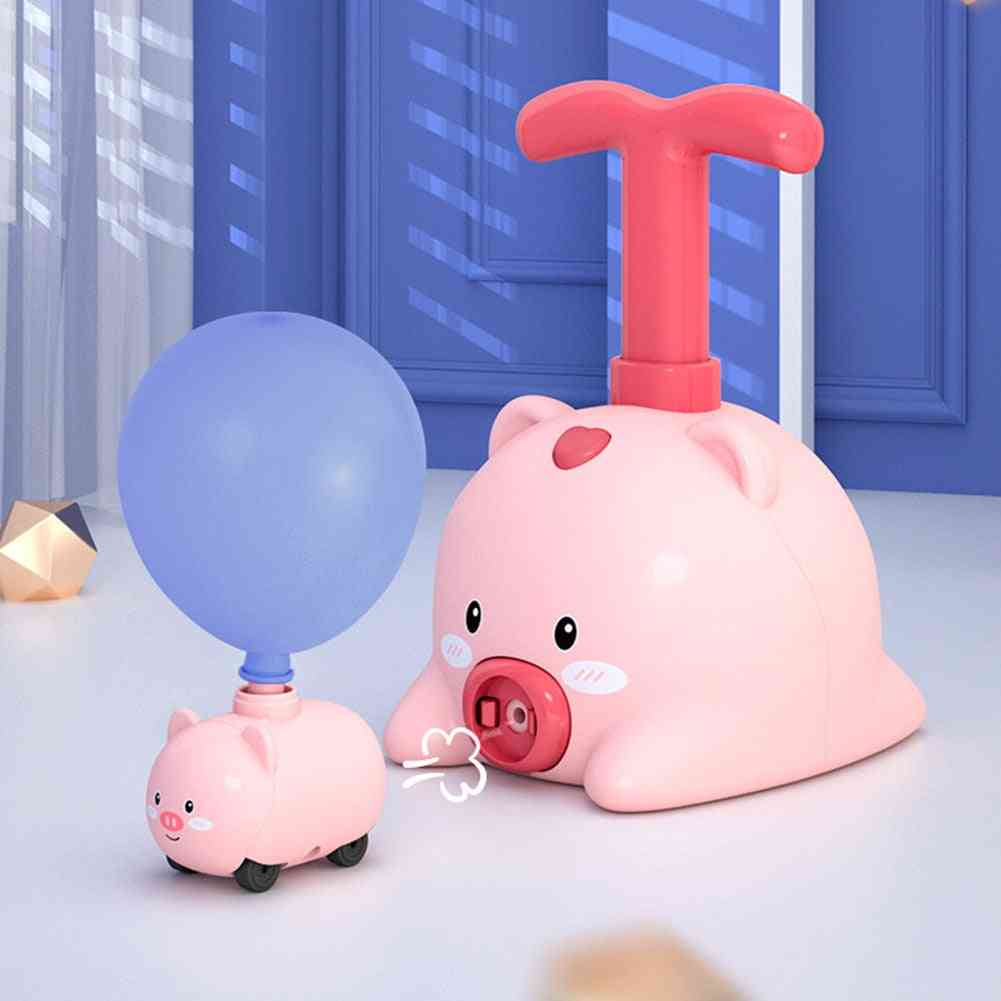 Plastic Inflatable Balloons Kids Kindergarten Puzzle Birthday Party Baby Shower Decoration Festival Balloon For Power