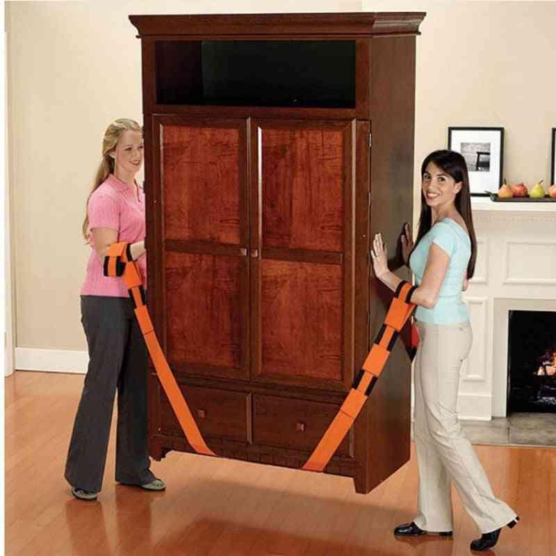 Mobile Furniture Moving Belt Moving Rope
