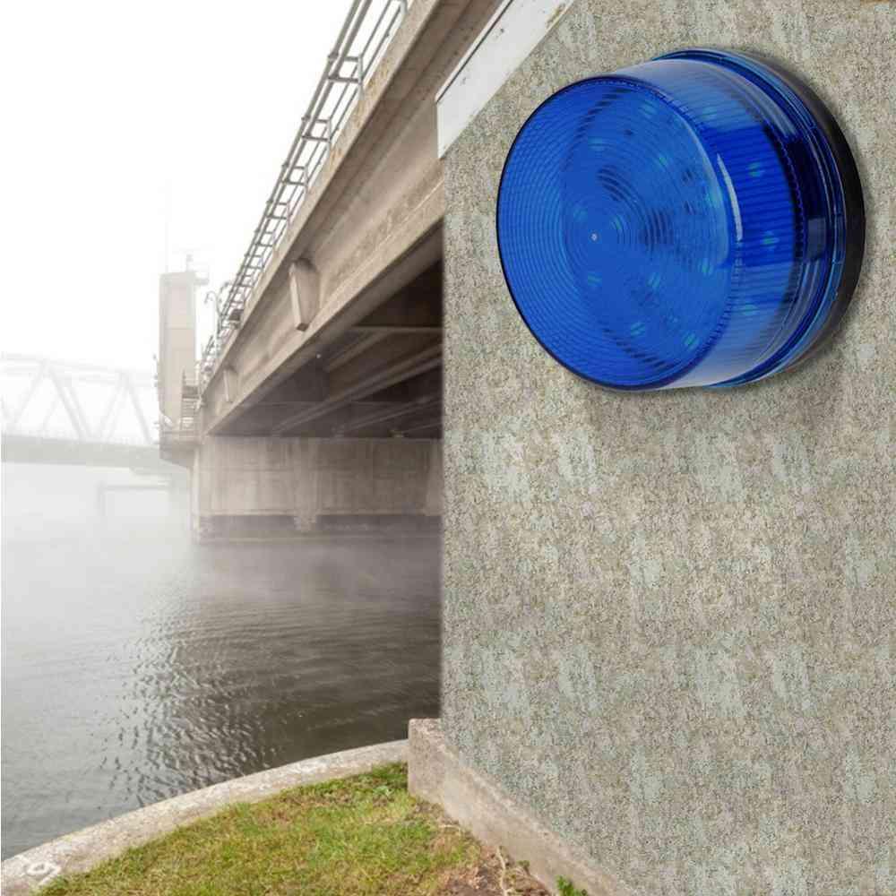 Strobe Signal Warning Light 12v Waterproof Led Lamp