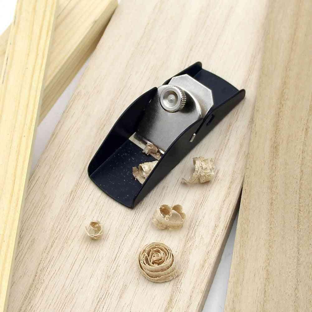 Mini Woodworking Hand Planer Wood Planer Tool