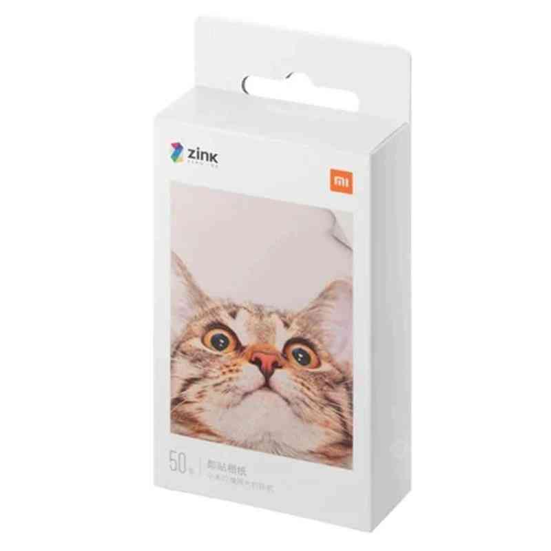 3-inch Mini Pocket Photo Printer