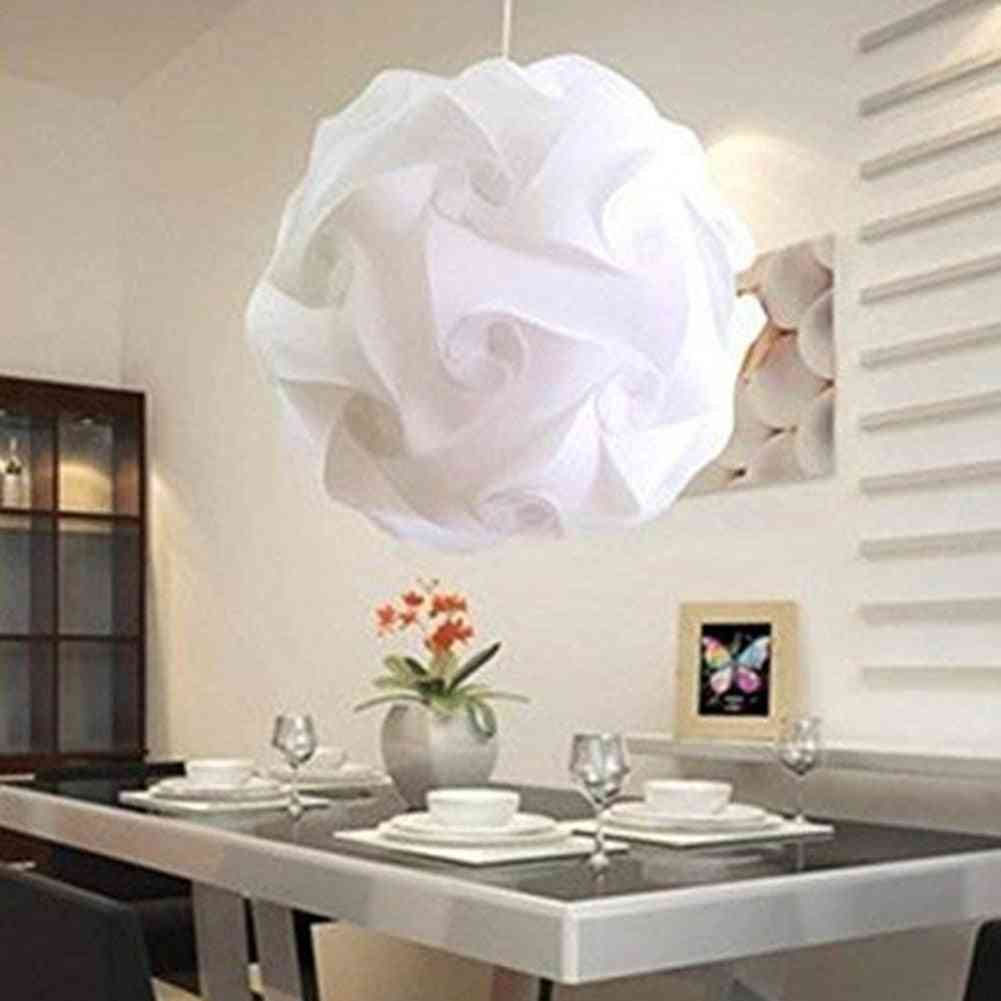 Modern Creative Puzzle Lights Ceiling Lamp Shade