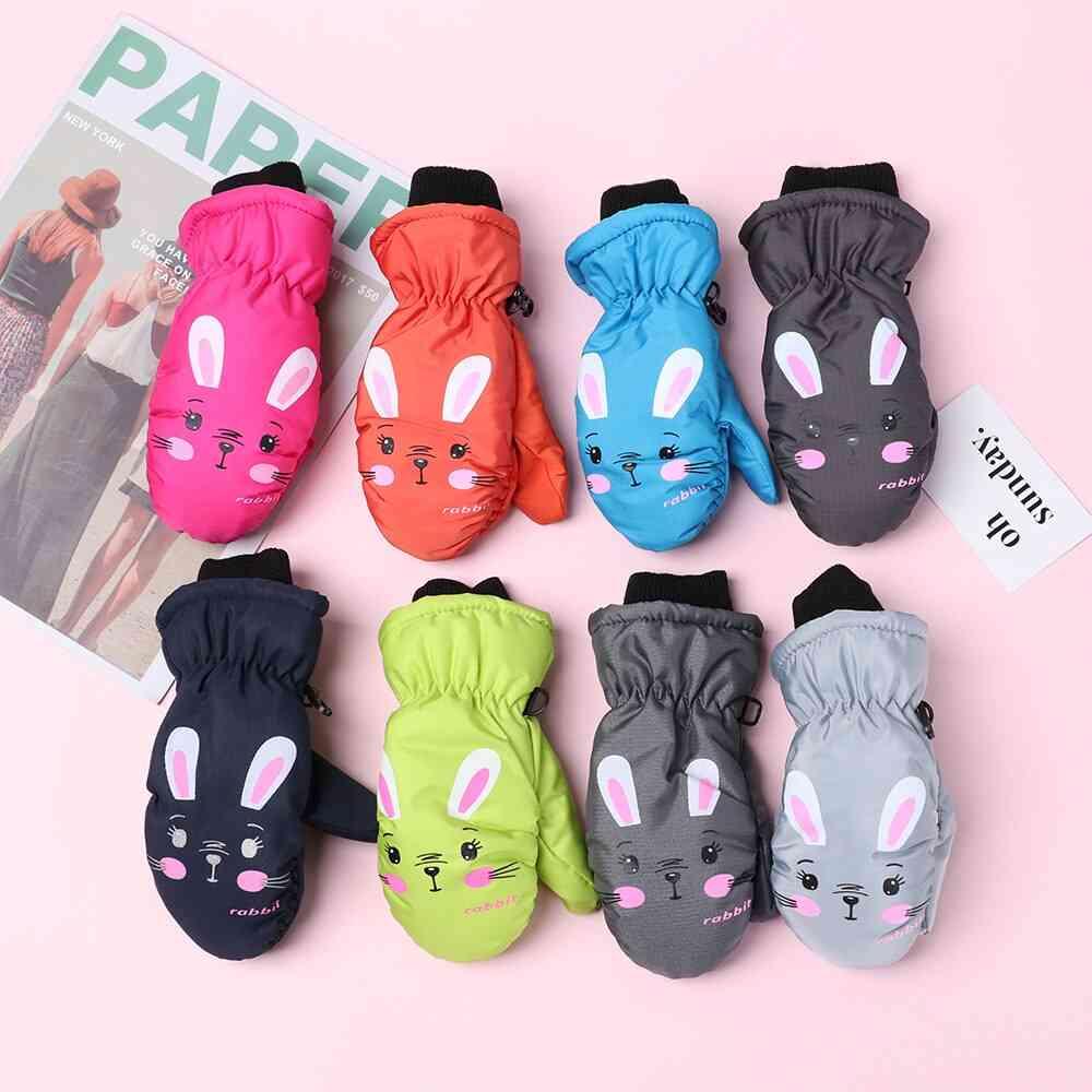 Winter Warm Ski Gloves